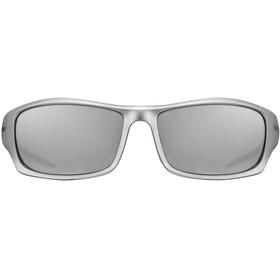 UVEX Sportstyle 211 Occhiali, grey mat/litemirror silver
